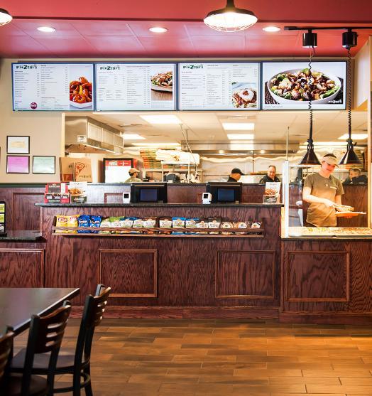 Providence Location Dining Room