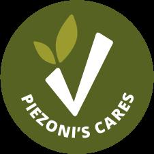 Piezoni's Cares Badge